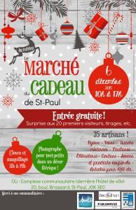 MARCHÉ CADEAU ST-PAUL