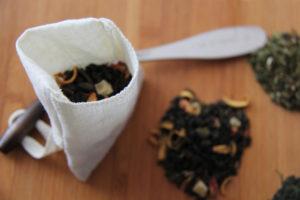 Filtre à café et sachet de thé Lunitouti - Crédit photo : gracieuseté Lunitouti