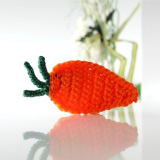 la capitaine crochete scouring pad carrot reusable