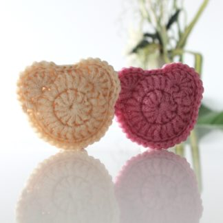 scrubbie scrubber scouring pad la capitaine crochete dishes bear