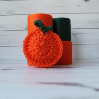 la capitaine crochète ensemble créatifs crochet tampons à récurer orange
