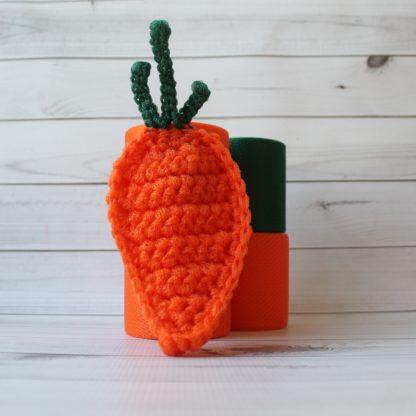la capitaine crochète ensemble créatifs crochet tampons à récurer carotte