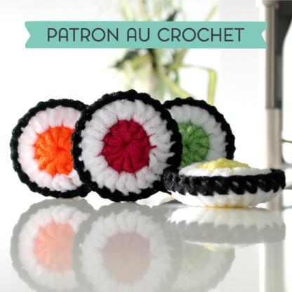 la capitaine crochète patron tampon à récurer sushi français