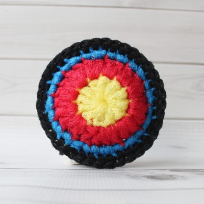 la capitaine crochete target scouring pad scrubbie scrubby scrubber pot dishes reusable