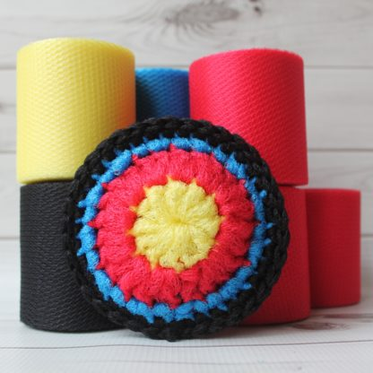 la capitaine crochete diy crochet kit scouring pads scrubbies scrubber scrubby target